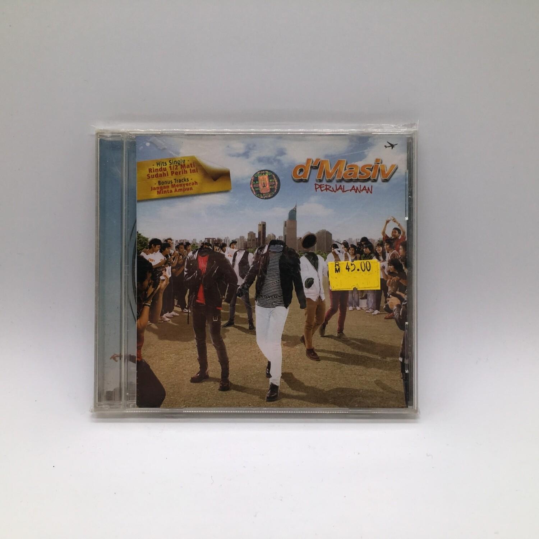 D'MASIV -PERJALANAN- CD