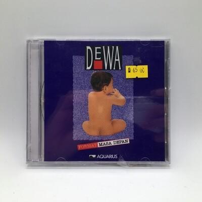 DEWA -FORMAT MASA DEPAN- CD