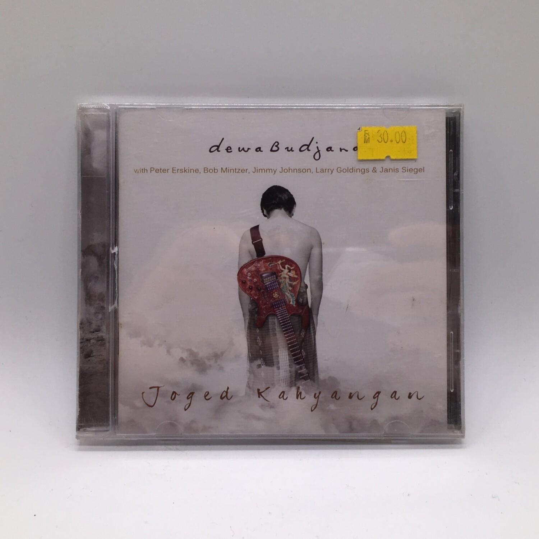 DEWA BUDJANA -JOGED KAHYANGAN- CD
