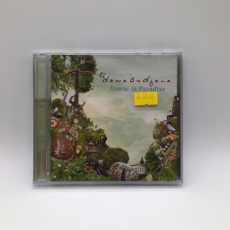 DEWA BUDJANA -DAWAI IN PARADISE- CD