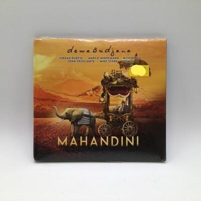 DEWA BUDJANA -MAHANDINI- CD