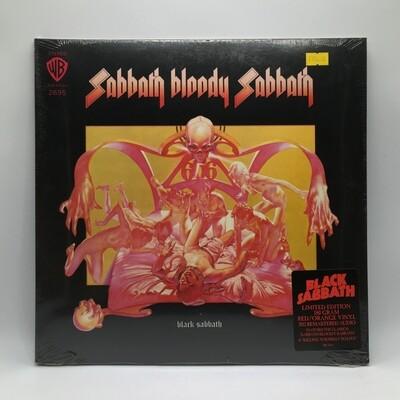 BLACK SABBATH -SABBATH BLOODY SABBATH- LP (180 GRAM RED VINYL)