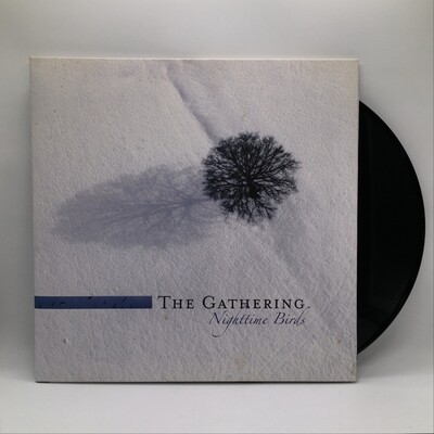 THE GATHERING -NIGHTTIME  BIRDS- 2XLP