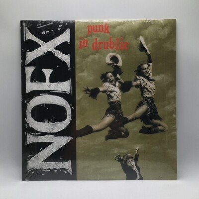 NOFX -PUNK IN DRUBLIC- LP