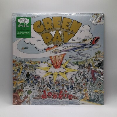 GREEN DAY -DOOKIE- LP