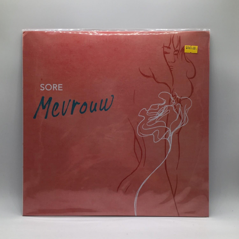 SORE -MEVROUW- 12 INCH EP (PINK VINYL)