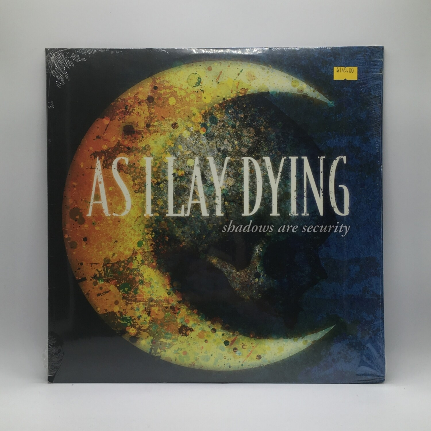 AS I LAY DYING -SHADOW ARE SECURITY- LP (COLOR VINYL)