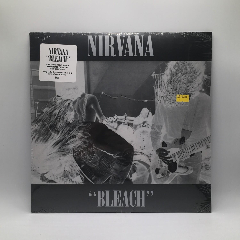 NIRVANA -BLEACH- LP