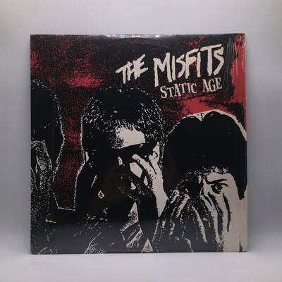 THE MISFITS -STATIC AGE- LP
