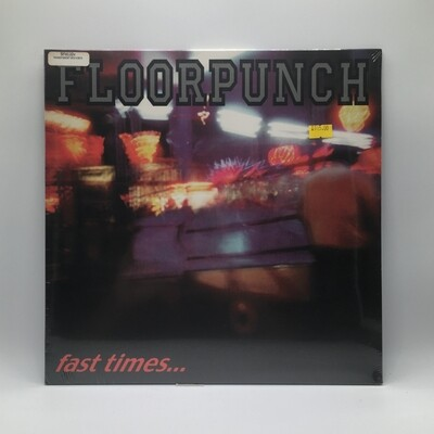 FLOORPUNCH -FAST TIMES...- LP (COLOR VINYL)