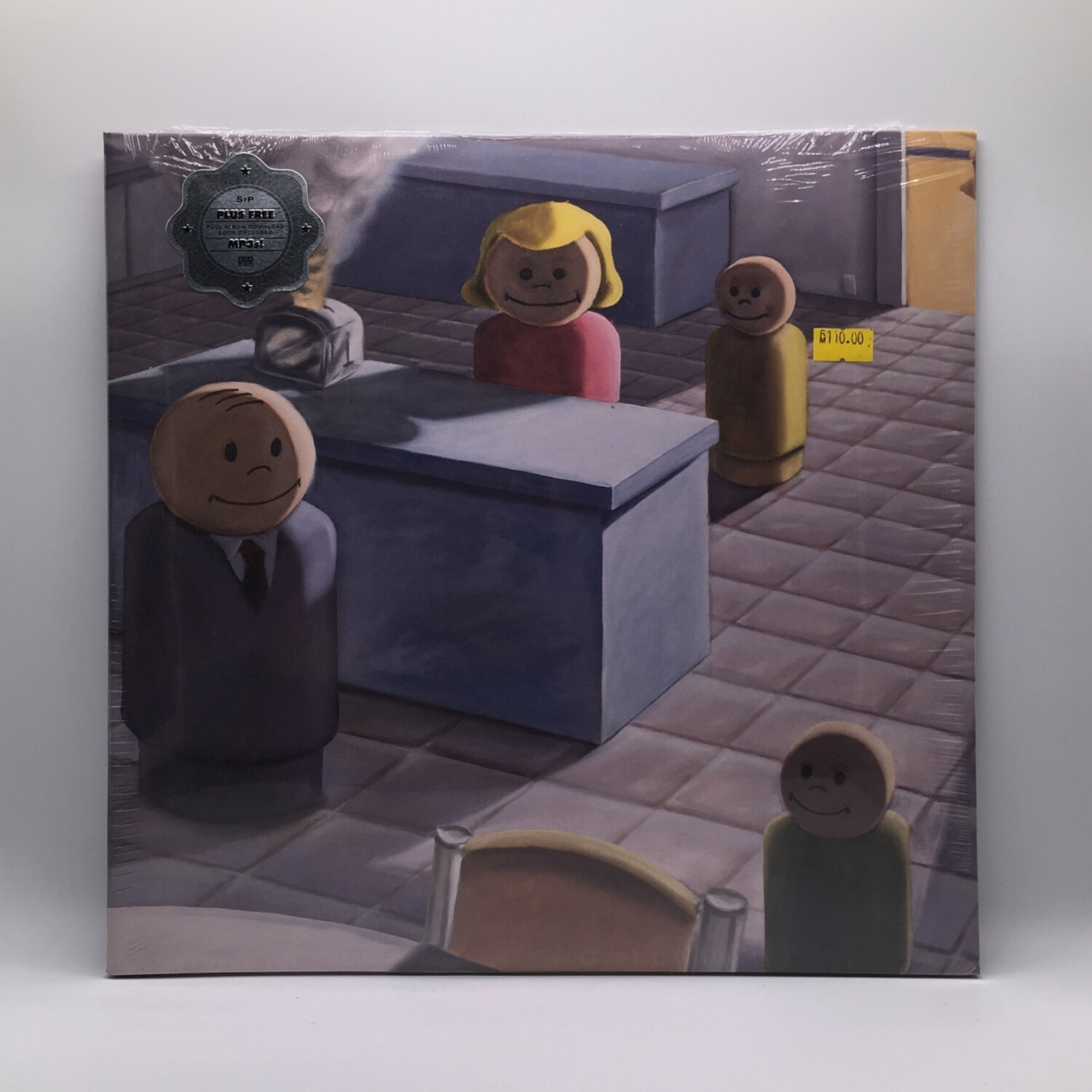 SUNNY DAY REAL ESTATE -DIARY- 2XLP