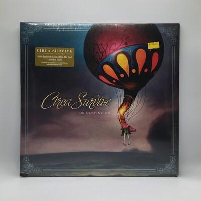 CIRCA SURVIVE -ON LETTING GO- LP (COLOR VINYL)