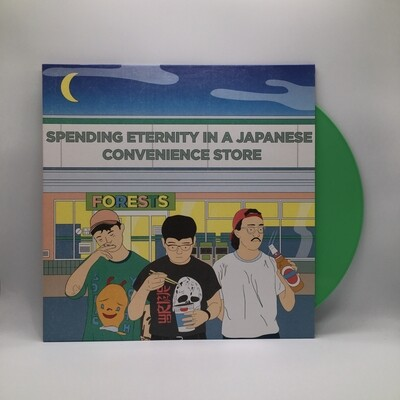 FOREST -SPENDING ETERNITY IN JAPANESE CONVINIENCE STORE- LP