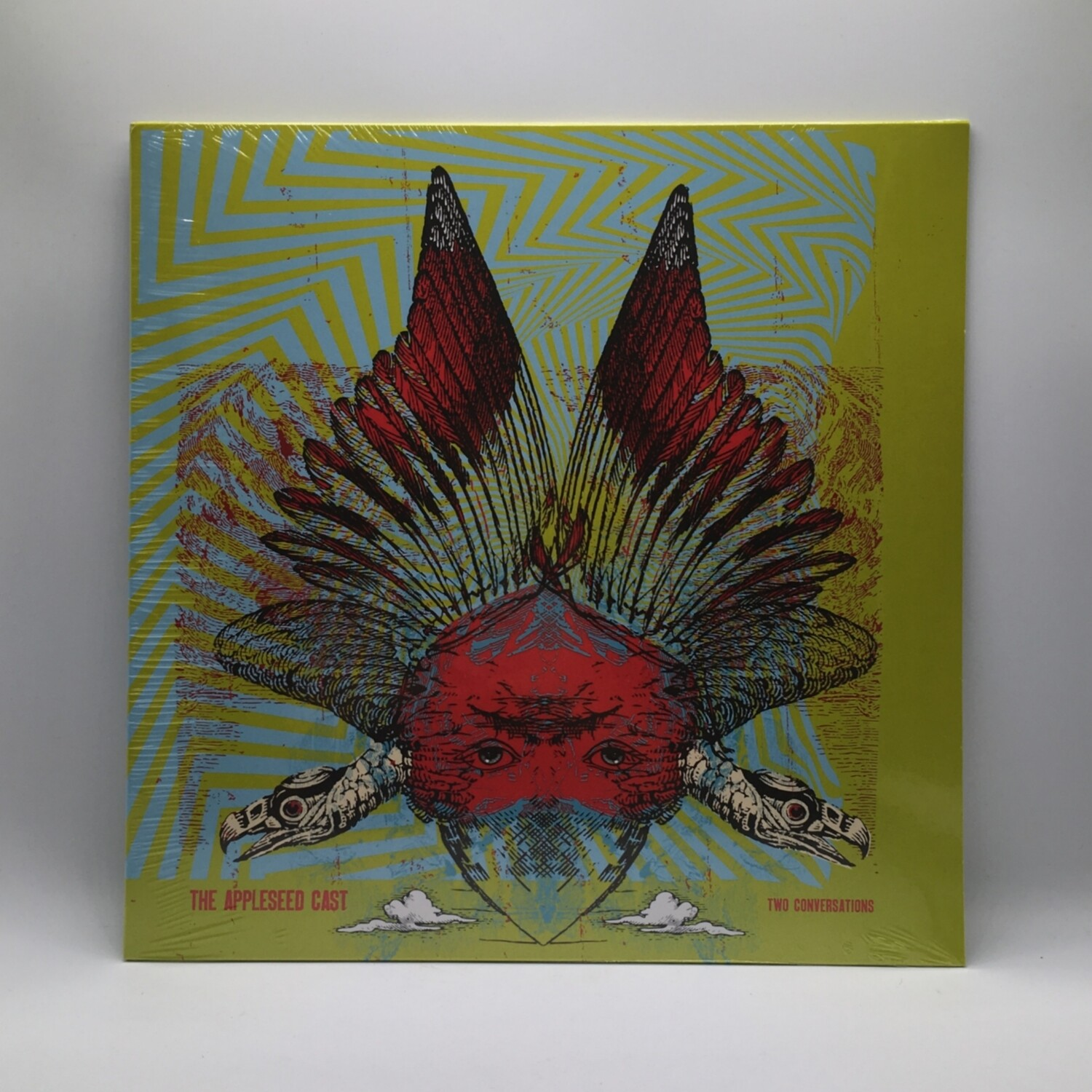 APPLESEED CAST -TWO CONVERSATIONS- LP