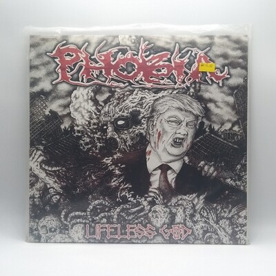 PHOBIA -LIFELESS GOD- LP (COLOR VINYL)
