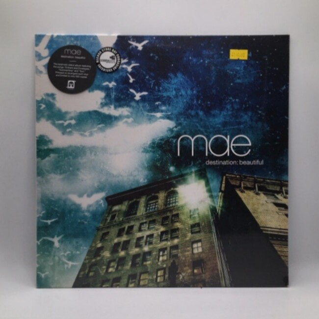 MAE -DESTINATION: BEAUTIFUL- LP (COLOR VINYL)