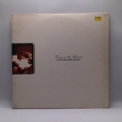 TEXAS IS THE REASON -DO YOU KNOW WHO YOU ARE?- 2XLP (COLOR VINYL)