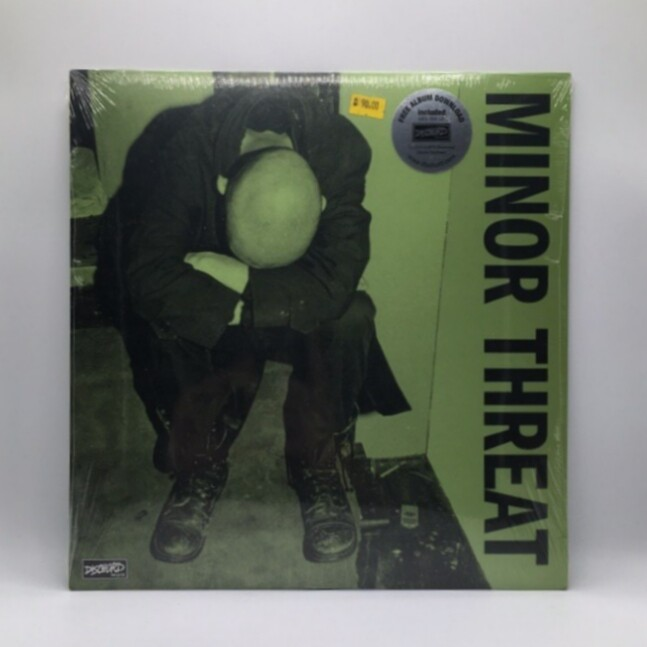 MINOR THREAT -S/T- LP