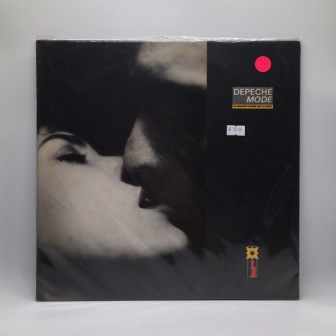 DEPECHE MODE -A QUESTION OF LUST- 12 INCH EP