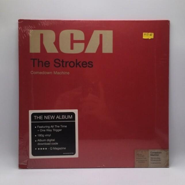 THE STROKES -COMEDOWN MACHINE- LP (180 GRAM VINYL)