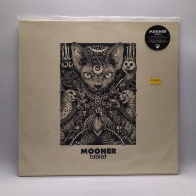 MOONER -TABIAT- LP (COLOR VINYL)