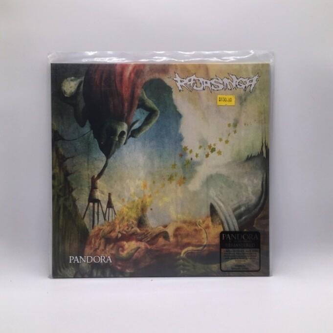 RAJA SINGA -PANDORA- 10 INCH EP (COLOR VINYL)