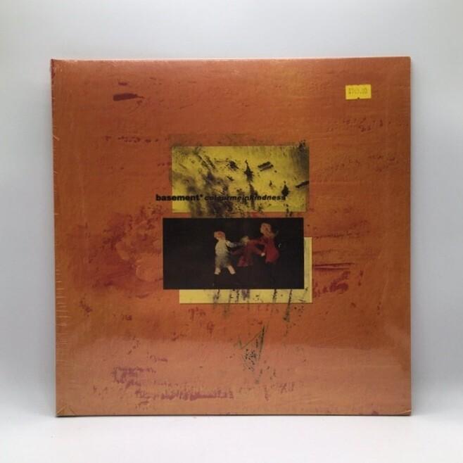 BASEMENT -COLOURMEINKINDNESS- LP (COLOR VINYL)