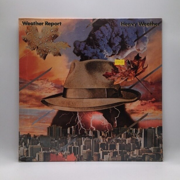 WEATHER REPORT -HEAVY WEATHER- LP