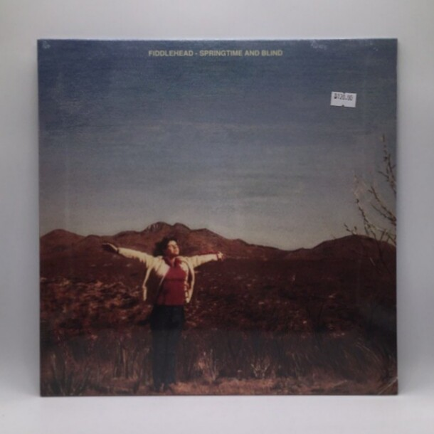 FIDDLEHEAD -SPRINGTIME AND BLIND- LP (COLOR VINYL)