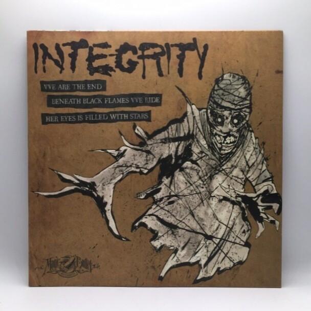 INTEGRITY / POWER TRIP -SPLIT- LP
