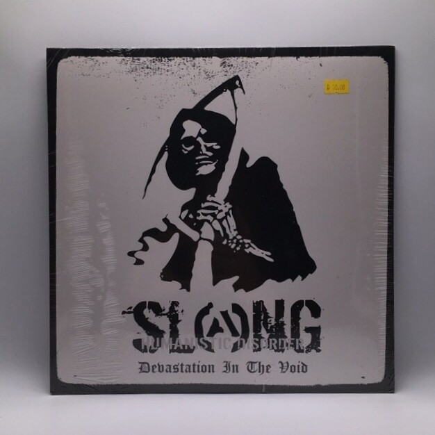 SLANG -DEVASTATION IN THE VOID- LP