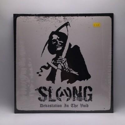 SLANG -DEVASTATION IN THE VOID- LP