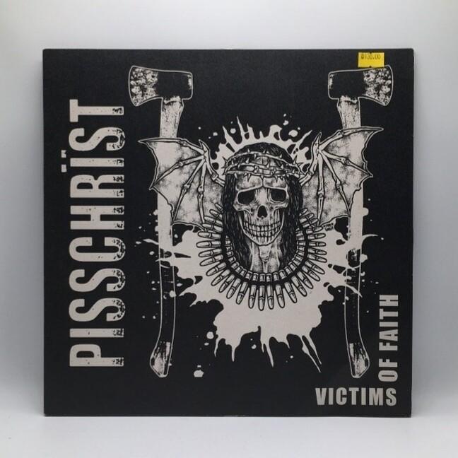 PISSCHRIST -VICTIMS OF FAITH- LP
