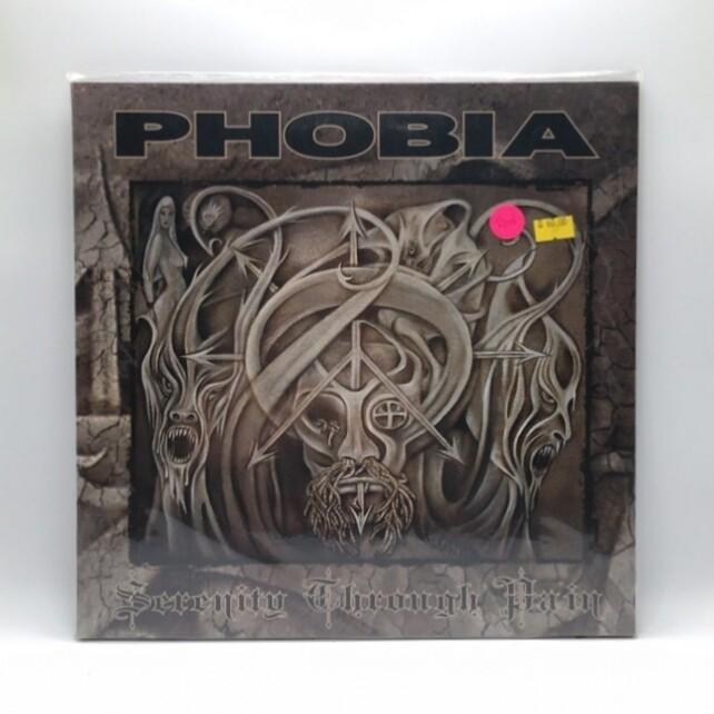 PHOBIA -SERENITY TROUGH PAIN- LP