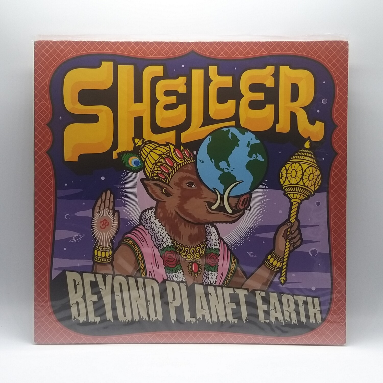 SHELTER -BEYOND PLANET EARTH- LP