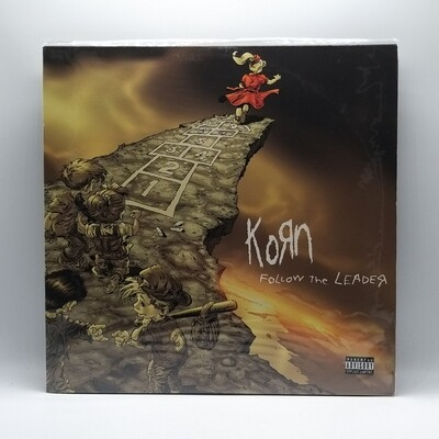 KORN -FOLLOW THE LEADER- 2XLP