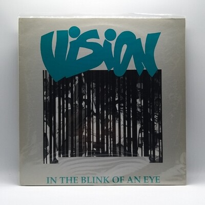 VISION -IN THE BLINK OF AN EYE- LP