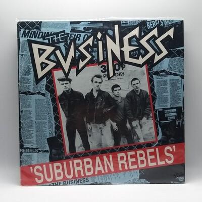 THE BUSINESS -SUBURBAN REBEL- LP