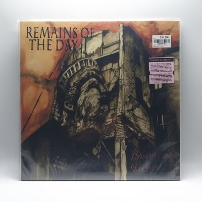 REMAINS OF THE DAY -HANGING ON REBELLION- LP