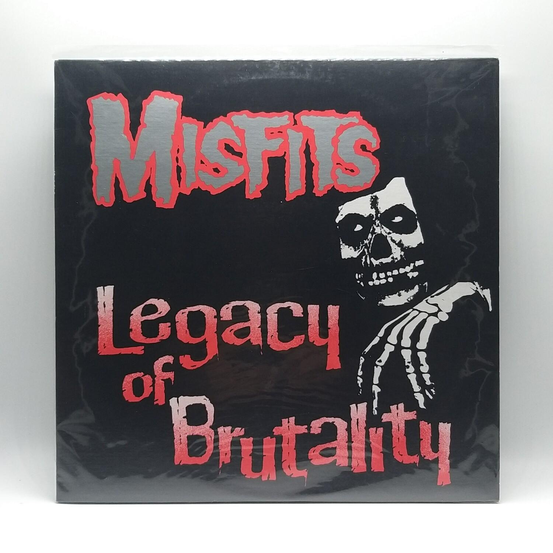 MISFITS -LEGACY OF BRUTALITY- LP