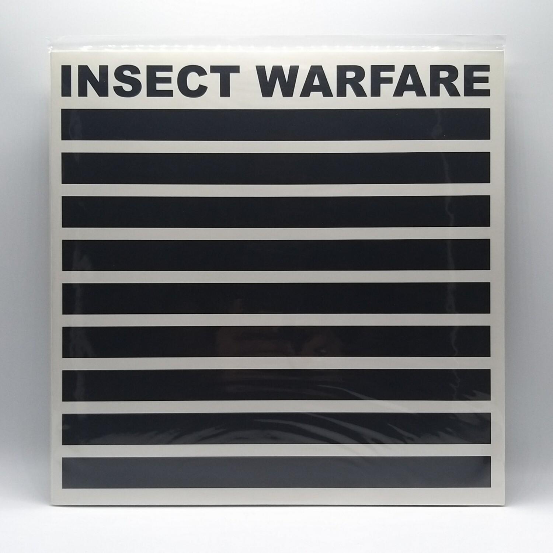 INSECT WARFARE -S/T- LP (COLOR VINYL)