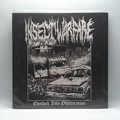 INSECT WARFARE -EVOLVED INTO OBLITERATION- 12 INCH EP