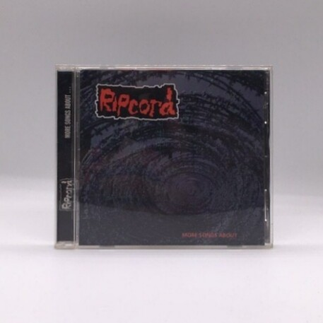 RIPCORD -MORE SONG ABOUT- CD