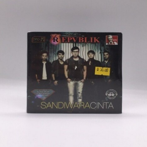 REPVBLIK -SANDIWARACINTA- CD