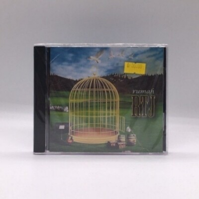 ROMI & THE JAHAT -RUMAH- CD
