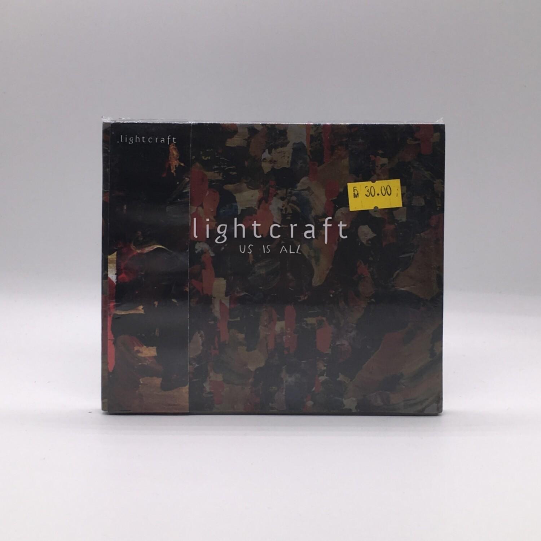 LIGHTCRAFT -US IS ALL- CD