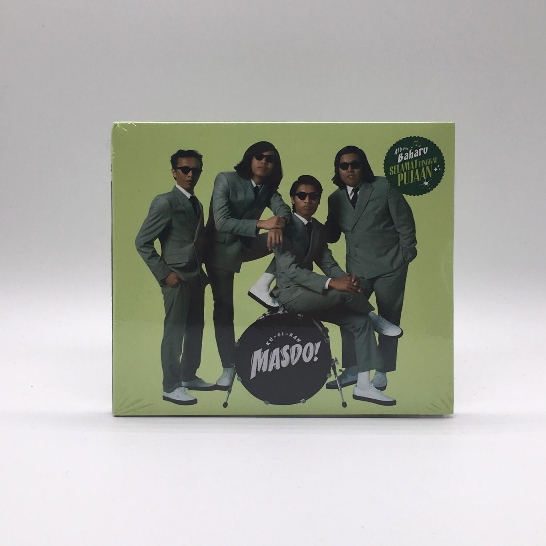 MASDO -SELAMAT TINGGAL PUJAAN- CD