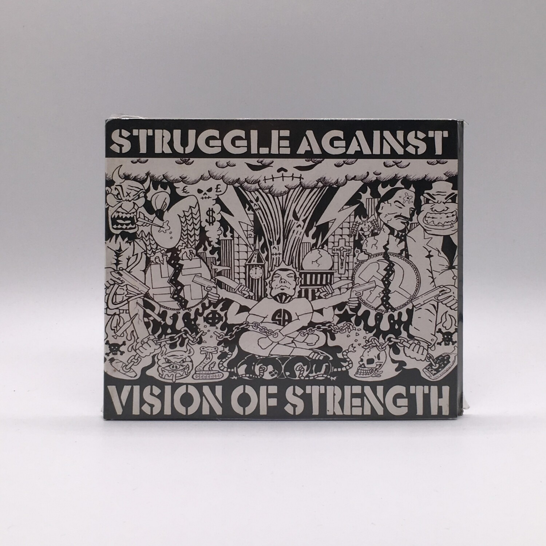 STRUGGLE AGAINST -VISION OF STRENGTH- CD