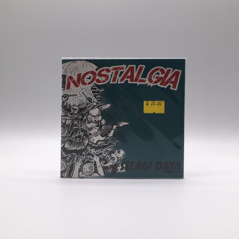 NOSTALGIA -SELAGI DAYA- CD