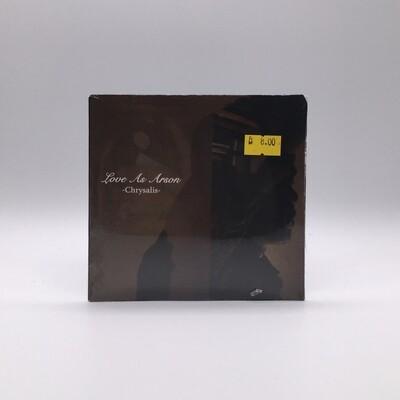 LOVE AS ARSON -CHRYSALIS- CD (SINGLE)